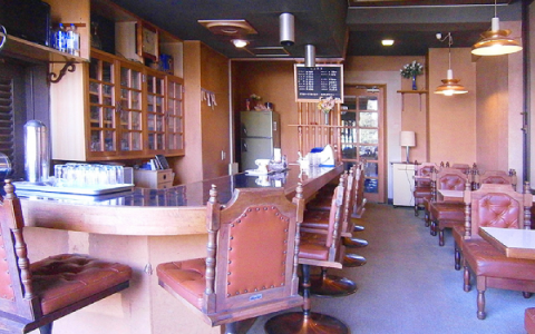 喫茶の写真